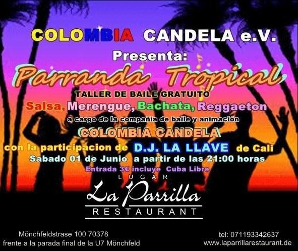 """""""Parranda Tropical"""""""